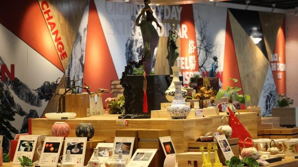 洛阳旅发集团成功举行文旅生态圈战略发布仪式暨2018新春激励会-洛阳旅游发展资讯网